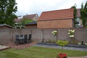 Voor- en achtertuin in Cuijk